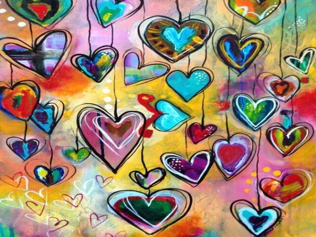 في الحب!