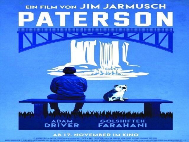 فيلم patterson ،#اليوم _العالمي _للشعر