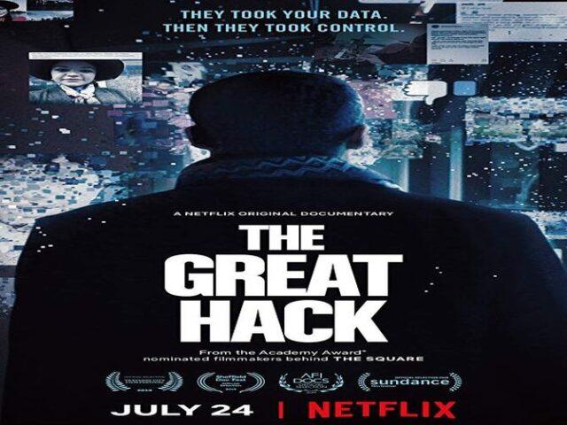 The Great Hack/ انتبه! تم اختراقك