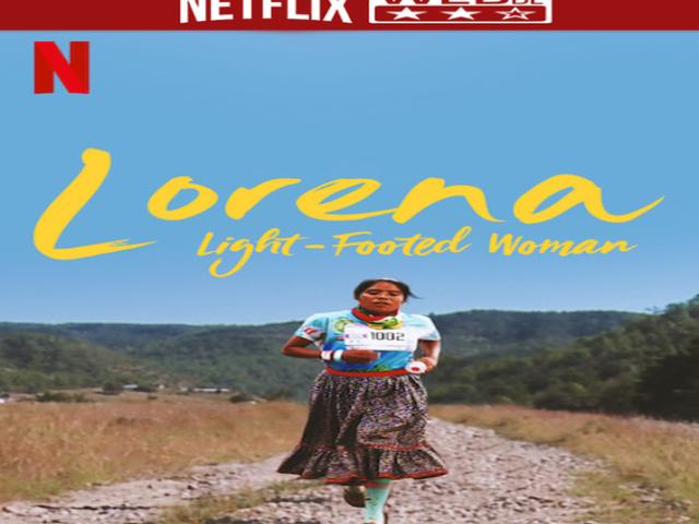Lorena Light-Footed Woman