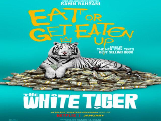 فيلم The White Tiger
