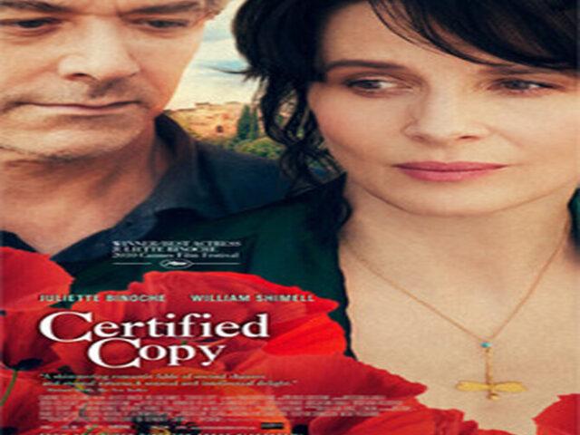 فيلم certified copy