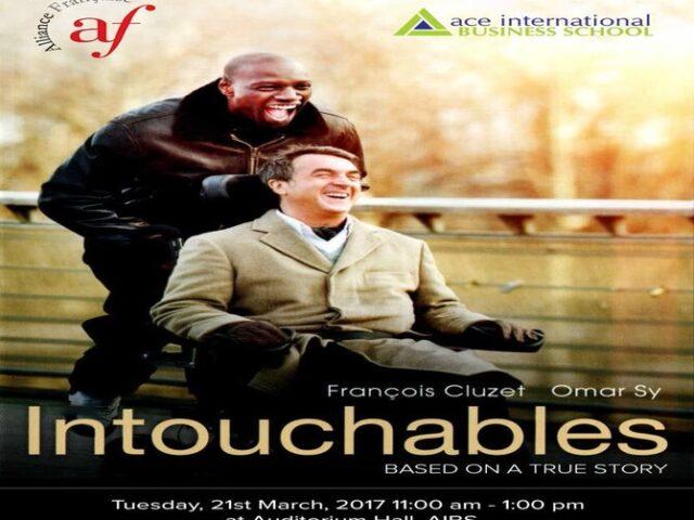 فيلم  The Intouchables المنبذون